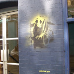 Banksy, 'Grim Reaper' , 2003/2004