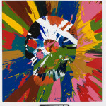 Damien Hirst, 'Beautiful spin painting'