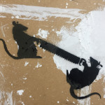Two Rats With Saw