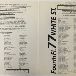 Keith Haring, 'Original press releases', 1981