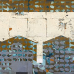 Joseph Ostraff, Proximity (Between Two Houses)