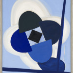 Terry Frost, Moon Blue for 'M'