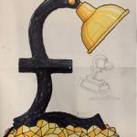 Pound lamp