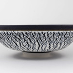 Hugh West, Crackled Open Bowl