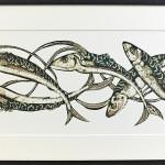 Caroline Cleave, Entwined Mackerel