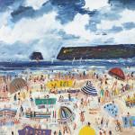 Simeon Stafford, Summer Beach Day