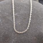 Marsha Drew, Thin Double Link Chain 20'