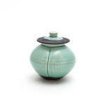 Hugh West, Lidded Jar