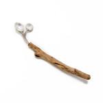 Rachael Osborne, Double Bowl Driftwood Spoon