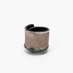 Paula Downing, Wine Beaker - Black