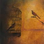 Suki Wapshott, The Caged Bird