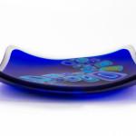 David Pascoe, Square Allsorts Dish Caribbean Blue