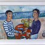 Simeon Stafford, Fishermen