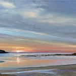 Suki Wapshott, Daymer Steps - New Ltd Ed Print