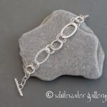 Marsha Drew, Rockpool Link Bracelet