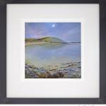 Suki Wapshott, Rising Moon - New Ltd Ed Print