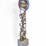 Kerry Whittle, Tool Sculpture Clock