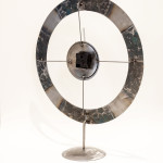 Kerry Whittle, Large Hoop Clock