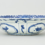 A FINE KRAAK BOWL, 1600-1610