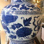 AN IMPRESSIVE AND RARE MING JAR , Wanli (1573-1619)