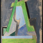 Lawrence Atkinson, Vorticist Composition, c. 1913/14
