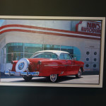 Mike Briscoe, Ruby's Diner
