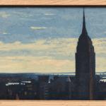 Jean-Baptiste Sécheret, N.Y. depuis chez William, 2014-2019