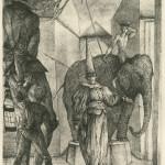 Érik Desmazières, Caprices, 1988