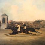 Surplice Beating Cazenou St Leger