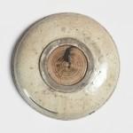 Keramik, #001212 Ishizara - Steinteller mit Dekor von jungem Bambus, 2. Hälfte Edo-Zeit (1615-1868)