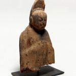 Holzobjekte, #001209 Shinzô