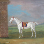 Francis Sartorius, A Pair of Horse Portraits