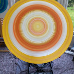 Lisa Sharpe Paintings, Portal Painting - Sunshine