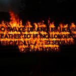 Fire Poem 4