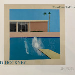 David Hockney, A Bigger Splash, 1967, 2019