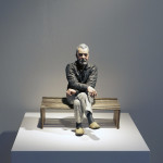 Maquette for John (Seated), 2012