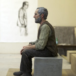 Seated Man, 2011
