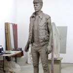 Standing Figure (in progress)