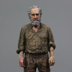 Standing Man (Mini KL), 2021