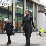 Walking Woman, 2021