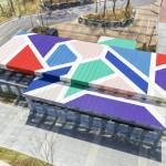 Diamond Minutes, Hana Bank, South Korea, 2017