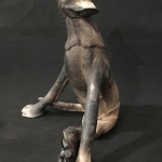Virginia Dowe Edwards, Small Scratching Dog