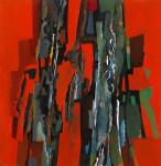 Caziel, WC477 - Composition 1963.1, 1963