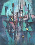 Frank Avray Wilson, FAW810 - Harbour, 1952
