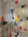 Caziel, WC527 - Composition 2.65, 1965