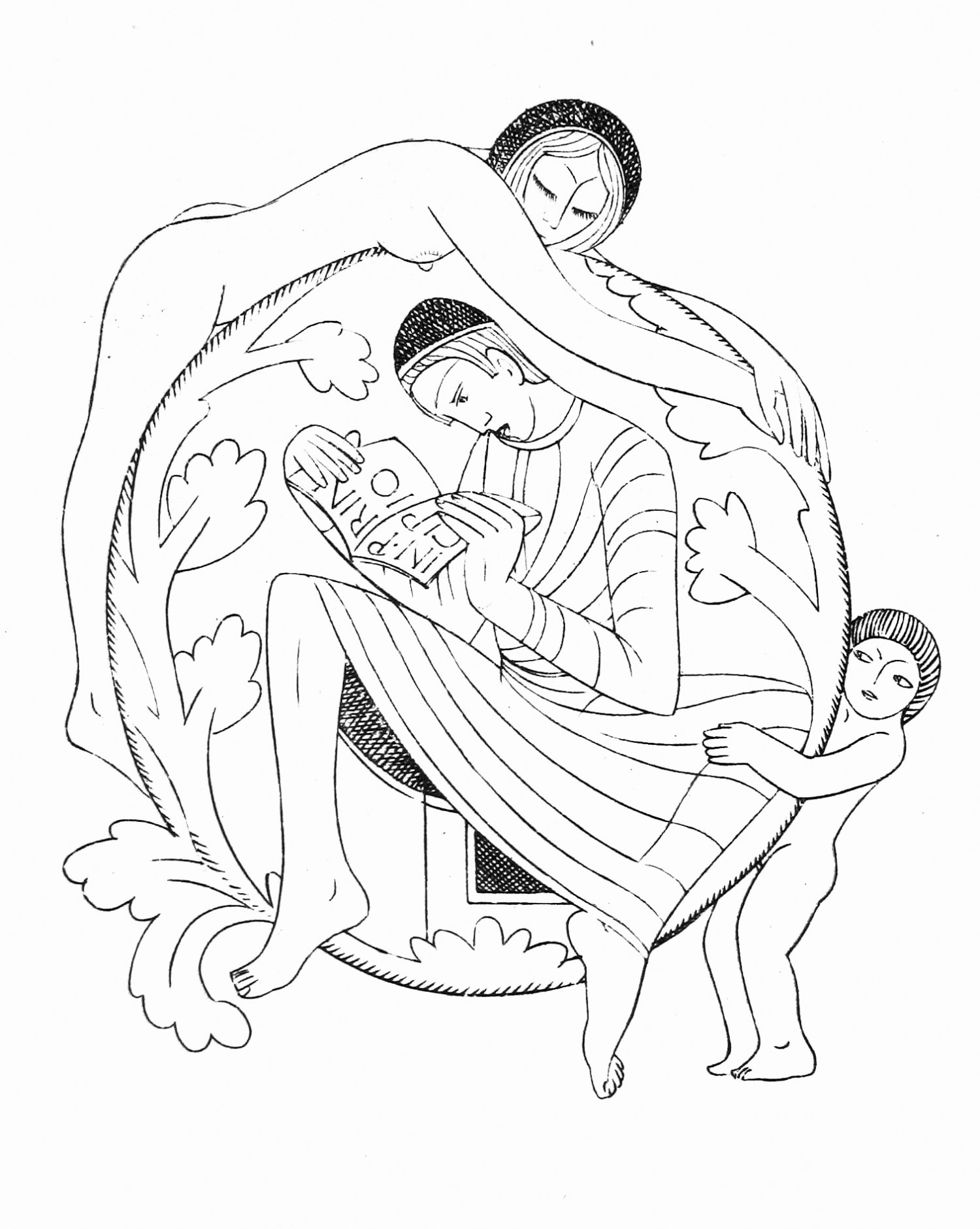 ERIC GILL | Graphic