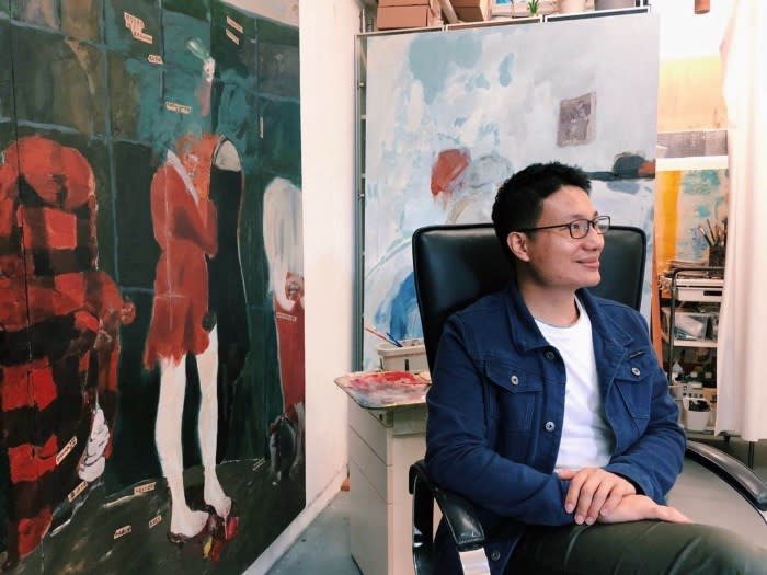 Ora-Ora Live — Episode 1: Interview with Hong Kong Artist Halley Cheng