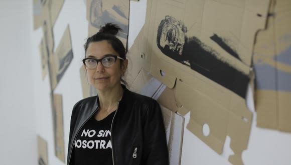 Natalia Iguiñiz en Foro ARCO Madrd