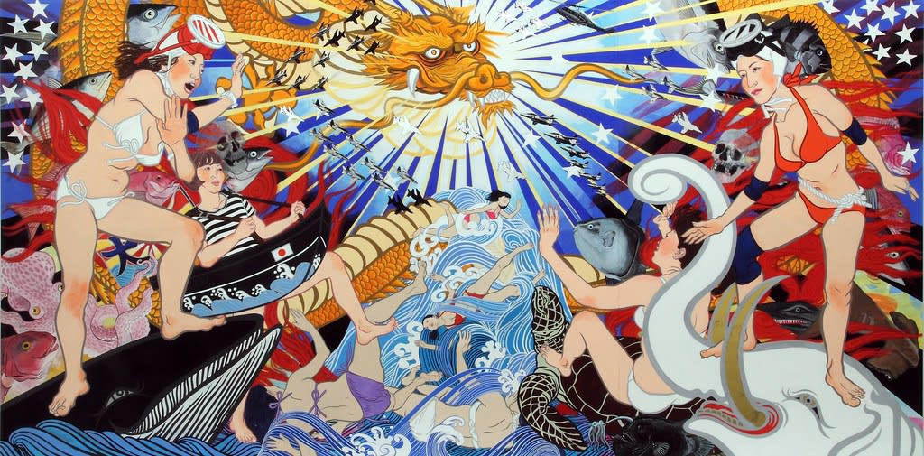 Impacts! -勢み - Japanese Contemporary Art (in collaboration with Mizuma Art Gallery, Tokyo)
