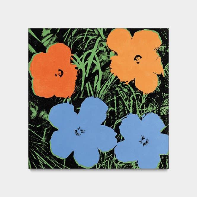 Jeff Koons & Andy Warhol